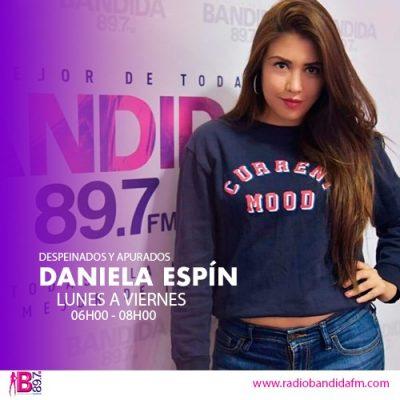 Daniela la china Espín