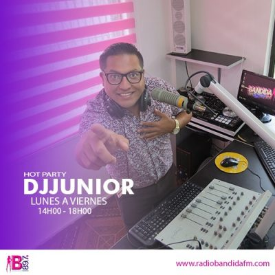 Jorge López DJ Junior