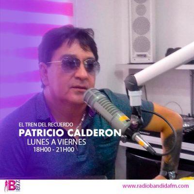 Patrico Calderón Guzmá