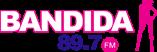 Logo de Radio Bandida 89.7 FM